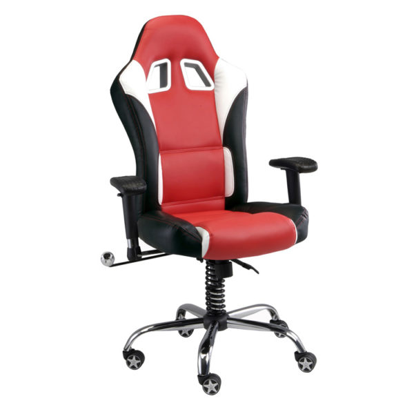 500|SPEEDLAB PitStop Furniture SE Office Chair Red IN1000R