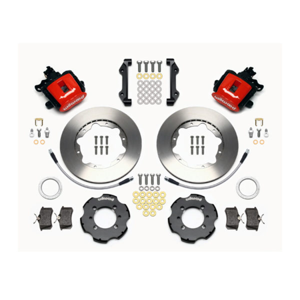 500|SPEEDLAB Wilwood Brakes 140-12768-R Rear Kit