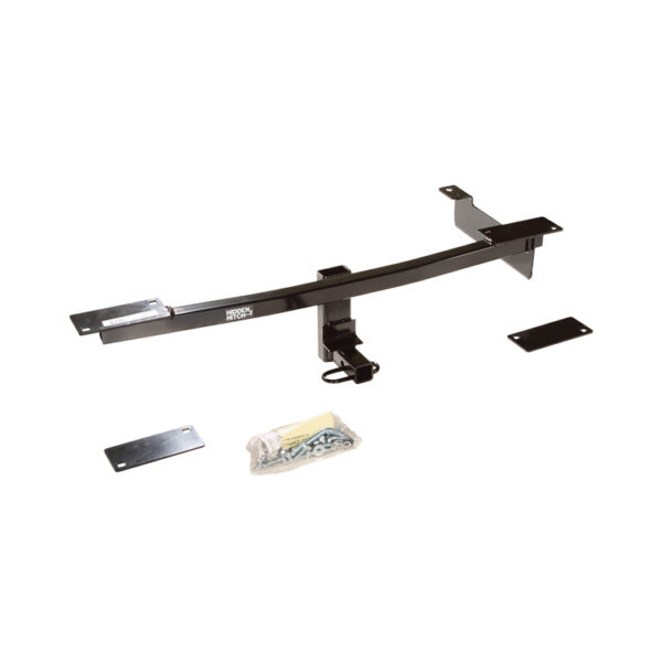 500|SPEEDLAB Fiat 500 Hidden Hitch Trailer Hitch 60289