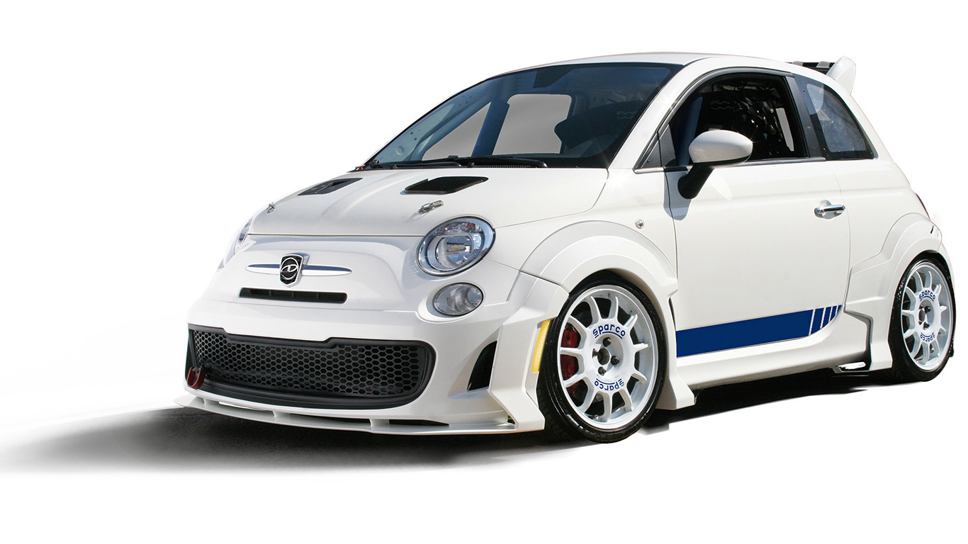 Fiat 500 Accessories By 500 Speedlab Welcome