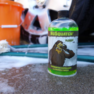 CRAPNGUNK NOSQUATCH Vehicle Wash